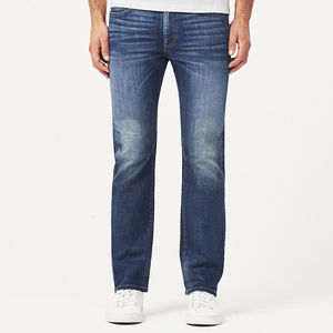 DL1961 avery modern straight in rifle wash jeansN6